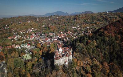 The Dracula's castle