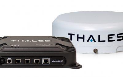 Δορυφορικό Thales MissionLink™ στο Iveco μας!