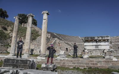 A tour of Pergamon