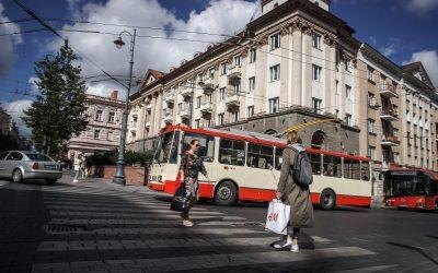 Vilnius, one more human city