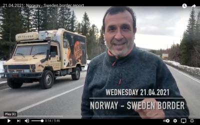 Τεστ Covid-19 και μπαίνουμε Σουηδία