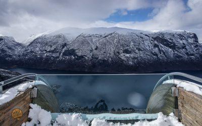 Το καλύτερο μπαλκόνι της Νορβηγίας