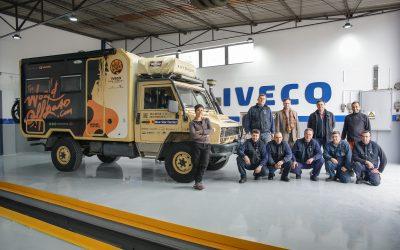 Η IVECO – Κοντέλλης στηρίζει την αποστολή μας!
